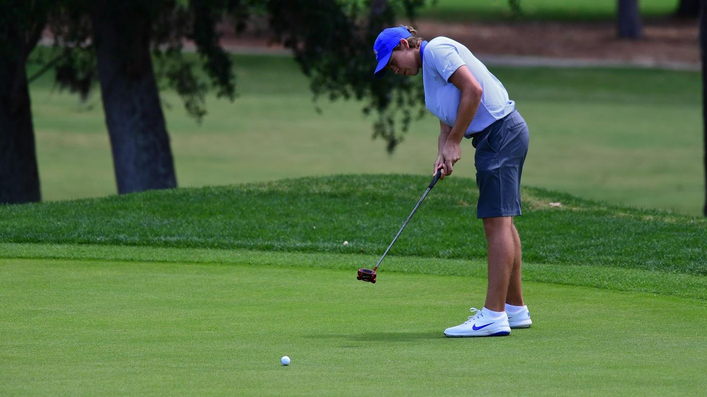 Men S Golf In Fifth Place Entering Final Round Of Mason Rudolph Championship University Of Memphis Athletics